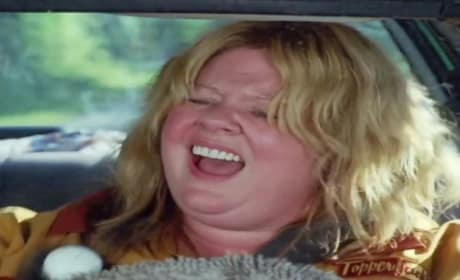 Tammy Trailer: Melissa McCarthy Hits the Road, Road Hits Back!