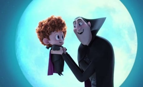 Hotel Transylvania 2 Teaser Trailer: The Drac Pack Is Back!