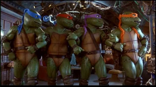 Teenage Mutant Ninja Turtles Cast