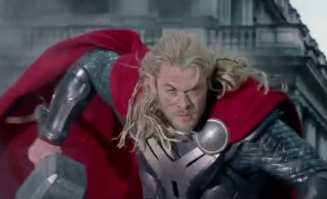 "Avengers Age of Ultron: Chris Hemsworth Says Sequel Is ""Insane"""