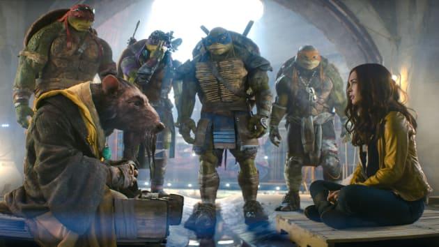 Still Teenage Mutant Ninja Turtles