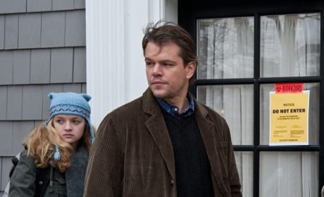 Matt Damon in Contagion