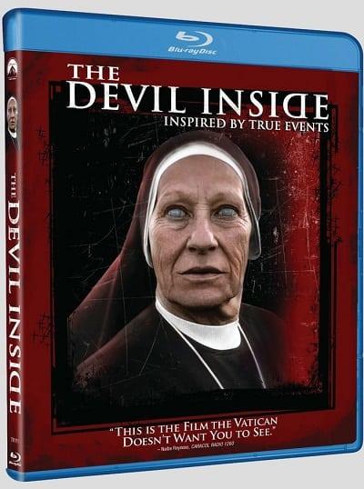 The Devil Inside Blu-Ray