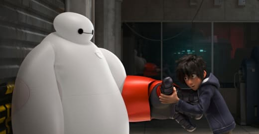 Big Hero 6 Hiro Baymax Still Photo