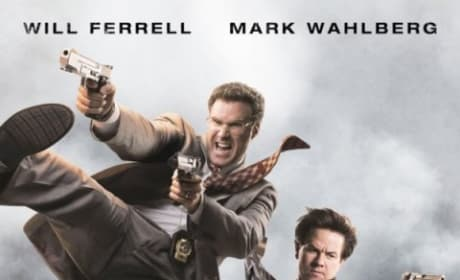 Mark Wahlberg and Will Ferrell Crash on The Other Guys Poster
