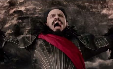 Pan Trailer: Hugh Jackman Delights in Being Bad as Blackbeard!