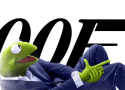 Muppets Most Wanted Posters: Kermit as James Bond & More!