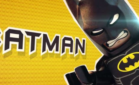 The LEGO Movie Batman Photo