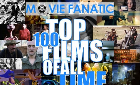 Movie Fanatic's Top 100 Films of All Time: 50-41