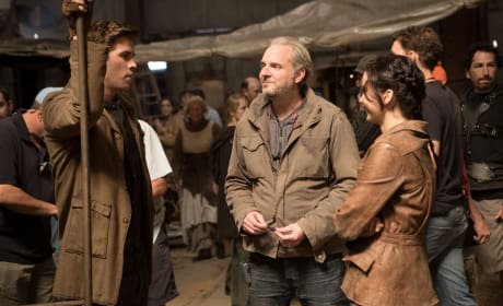 Francis Lawrence Directs Catching Fire