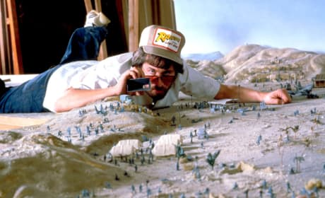 Raiders of the Lost Ark Steven Spielberg