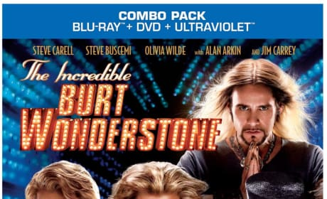 The Incredible Burt Wonderstone DVD-Blu-Ray