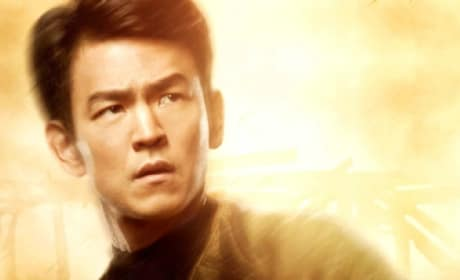 Star Trek Into Darkness John Cho Poster