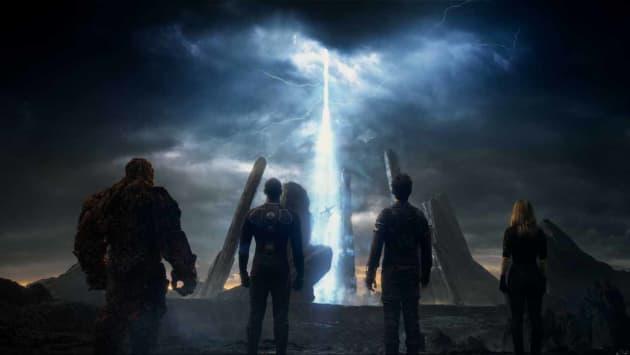 Fantastic Four Cast Photo