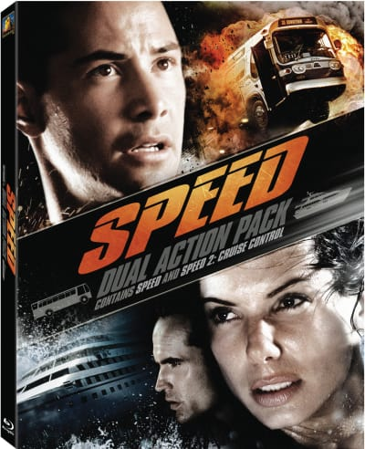 Speed Double Pack Blu-Ray