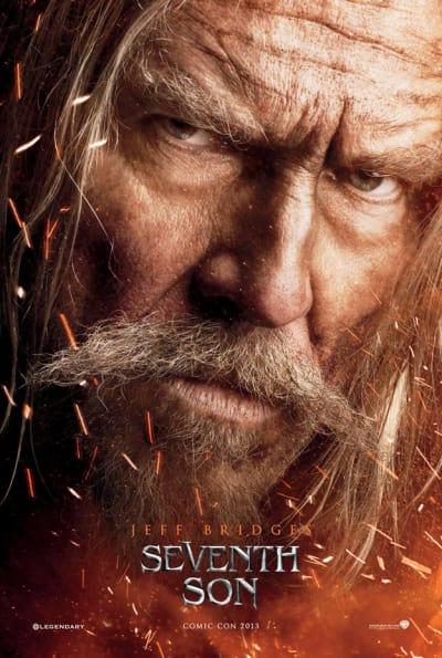 Seventh Son Jeff Bridges Poster