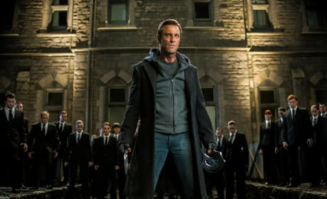 "I, Frankenstein Exclusive: Director Dishes Aaron Eckhart's Monster ""Committment"""