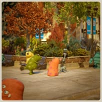 Monsters University Campus Photo
