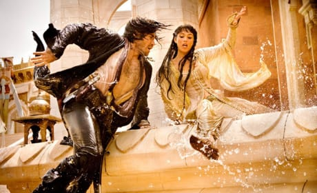 Jake and Gemma Get Wet
