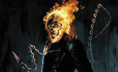 David Goyer to Pen Ghost Rider Sequel?