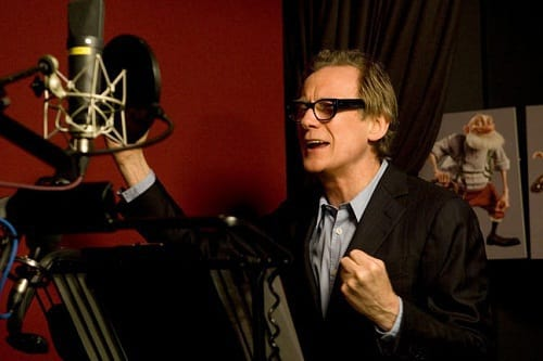 Bill Nighy in Arthur Christmas