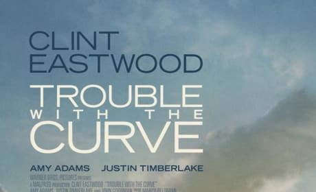 Trouble with the Curve Poster: Clint Eastwood Keeps His Eye on the Game