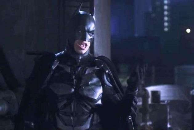 Batman vs. Superman Spoof