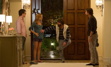 The Hangover Part III Heather Graham Zach Galifianakis