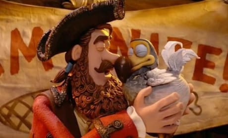 Hugh Grant Voices Captain Pirate in Pirates Band of Misfits