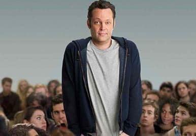 Vince Vaughn Stars in Delivery Man