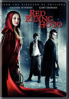 Red Riding Hood DVD Cover