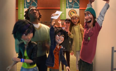 Big Hero 6 Movie Photo