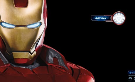 The Avengers Wallpaper: Iron Man