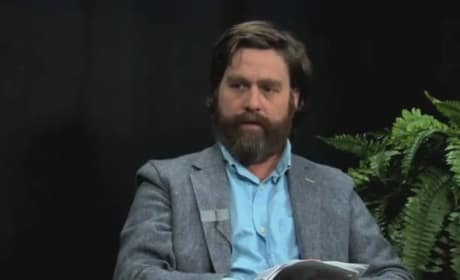 Between Two Ferns: Zach Galifianakis Interviews Oscar Nominees