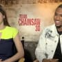 Alexandra Daddario and Trey Songz Picture