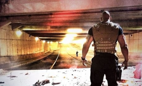 "Fast and Furious 7 Photo: Dwayne Johnson is ""Cavalry"""