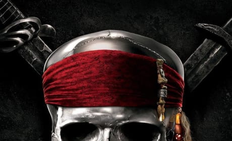 Check out the Teaser Poster for Pirates of the Caribbean: On Stranger Tides