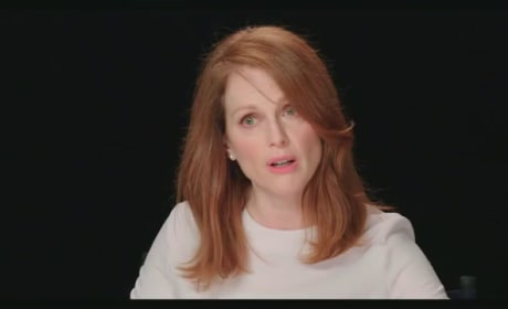 Mockingjay: Julianne Moore on Importance of The Hunger Games World