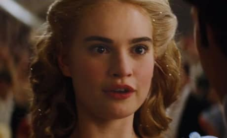 Cinderella Trailer: Countdown to Midnight