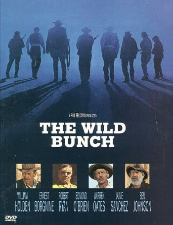 The Wild Bunch Poster