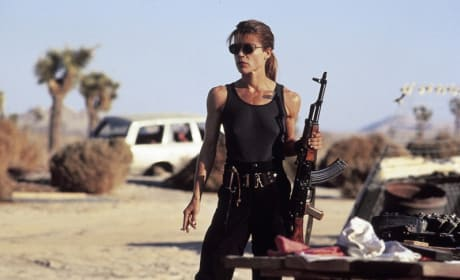 Confirmed: Linda Hamilton Voiceover for Terminator: Salvation