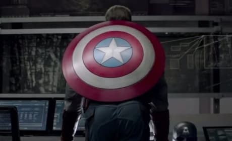 Captain America The Winter Soldier: Rolls Into Avengers Age of Ultron
