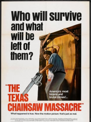 The Texas Chainsaw Massacre Poster