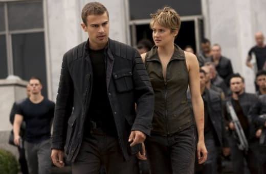 Insurgent Tris Prior Four