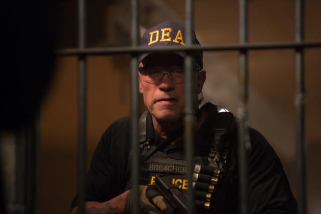 Sabotage Arnold Schwarzenegger Still