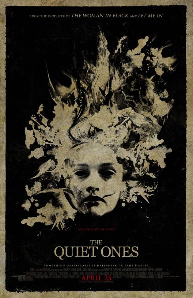The Quiet Ones Poster