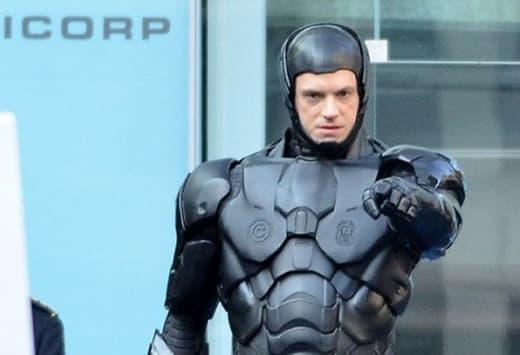 RoboCop Joel Kinnaman