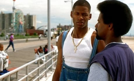 Ray Allen Denzel Washington He Got Game