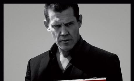 Oldboy Poster: Josh Brolin Stares Down New York Comic-Con