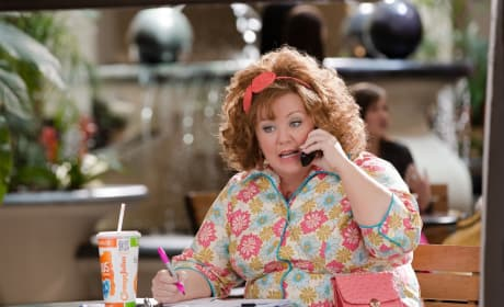 Melissa McCarthy in Identity Thief